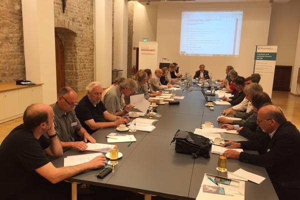 EAK-Mitgliederversammlung in Bonn.