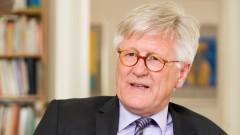 Der EKD-Ratsvorsitzender Heinrich Bedford-Strohm im epd-Gespräch.