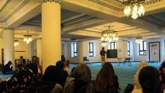 Islamunterricht in der Şehitlik-Moschee in Berlin.