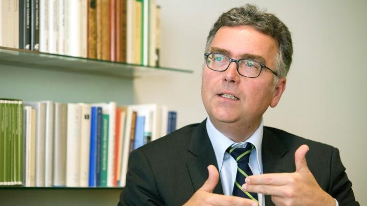 Sigurd Rink (53), Militärbischof der Evangelischen Kirche in Deutschland (EKD).
