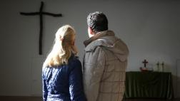 Im evangelischen Weigle-Haus in Essen hatte 2015 zum Beispiel ein iranisches Paar Kirchenasyl gefunden.