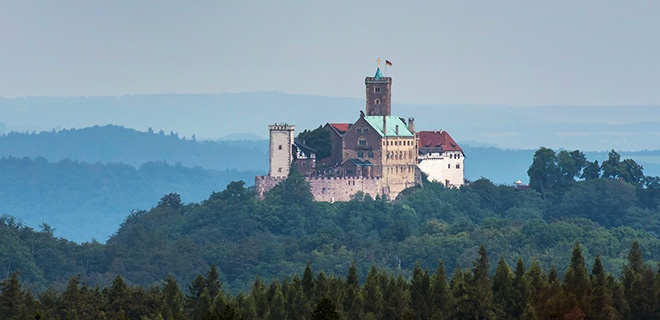 Luther Burg